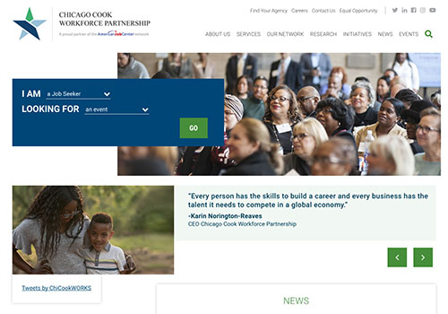 Clarity Partners | Vega Website Awards