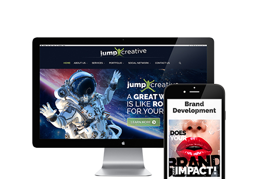 Jump Creative | Vega Website Awards