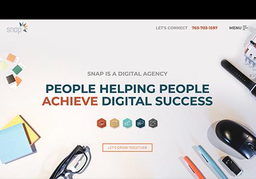 Snap Agency | Vega Website Awards