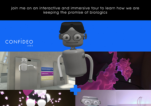 Confideo Labs | Vega Website Awards