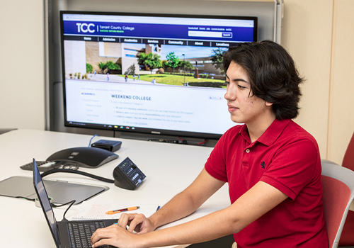 Tarrant County College | Vega Website Awards