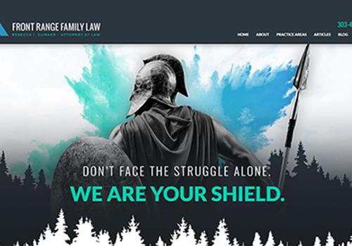 FindLaw | Vega Website Awards