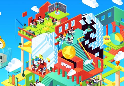 Koff Animation | Vega Website Awards
