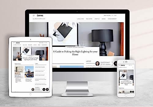 PUREBLINK | Vega Website Awards