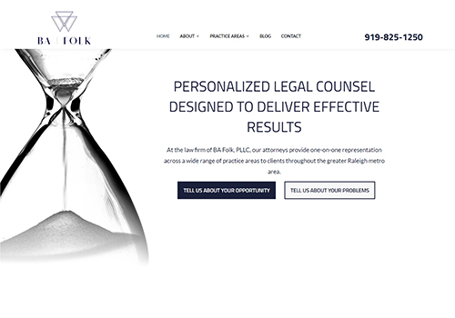 FindLaw | Vega Website Awards