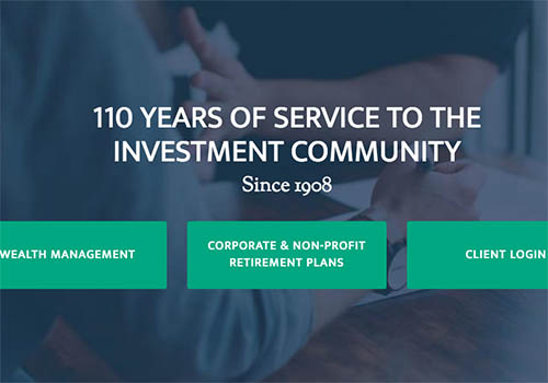 Clarity Partners, LLC | Vega Website Awards