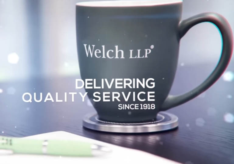Welch LLP | Vega Website Awards