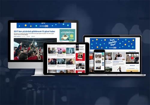 Promoqube | Vega Website Awards
