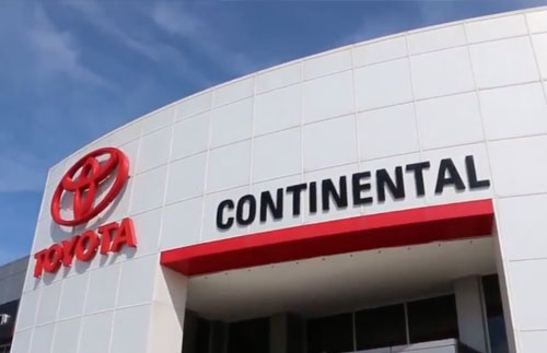 Continental Motors Group | Vega Website Awards