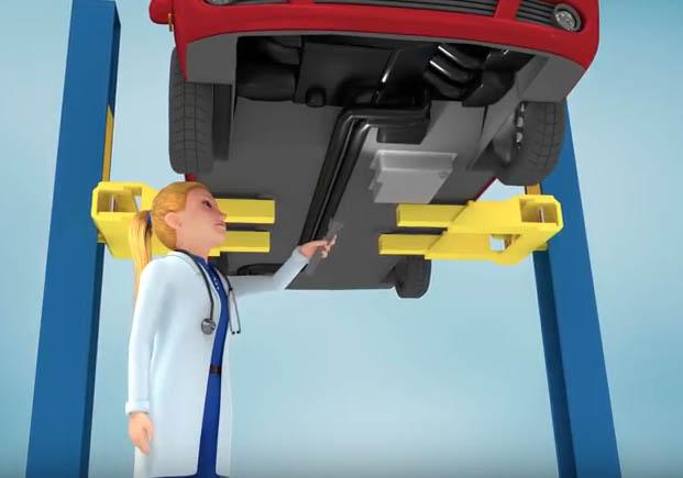 Cottman Transmission and Total Auto Care | Vega Website Awards