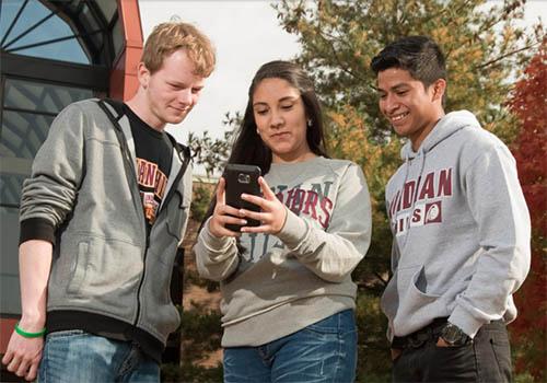 Indian Hills Community College | Vega Website Awards